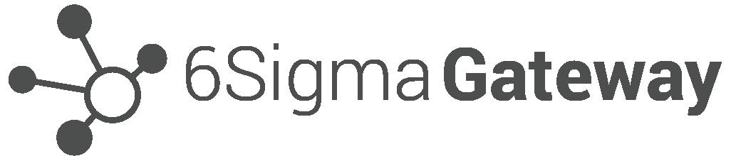 6Sigma Gateway