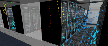 Data Center Simulation 6SigmaDCX