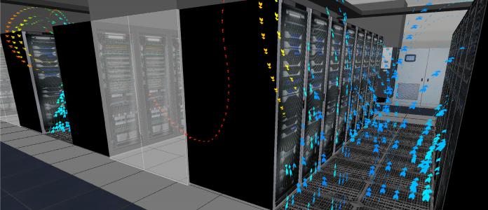 Data Center Simulation 6SigmaDCX