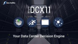 Introducing 6SigmaDCX11