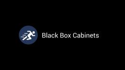 DCX11 | Black Box Cabinets